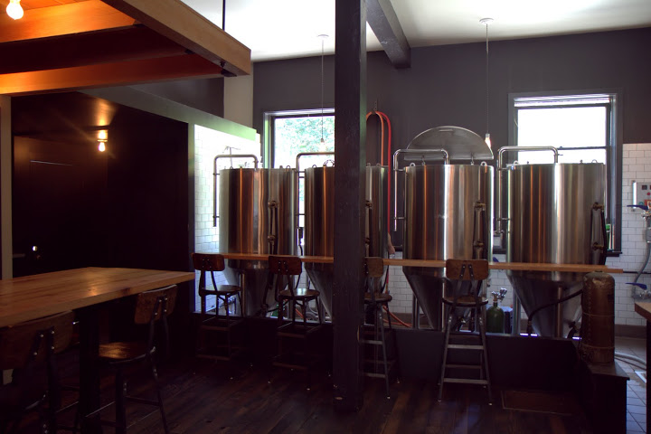 Mill Valley Beerworks brewing in-house