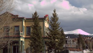 Breck in April