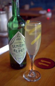 "Génépi: the Next Cult Liqueur? (see ""Imbiber"")"