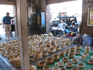 gulleh basket weaving