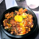 Seafood Bibimbop at Arang