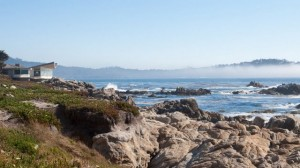 Carmel to Pacific Grove coastline