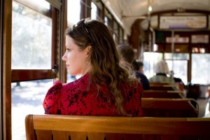 Riding the St. Charles Streetcar