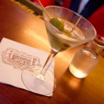 A classic gin martini at Hollywood's historic Musso & Frank Grill
