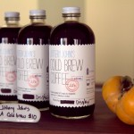 Jittery John's bracing cold brew coffee sold and served at Doughnut Dolly