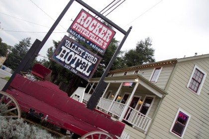 Elegant roadhouse-style fun at Rocker Oysterfeller's