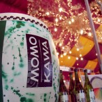 First sake on tap at any festival: Momokawa in Wine Lands