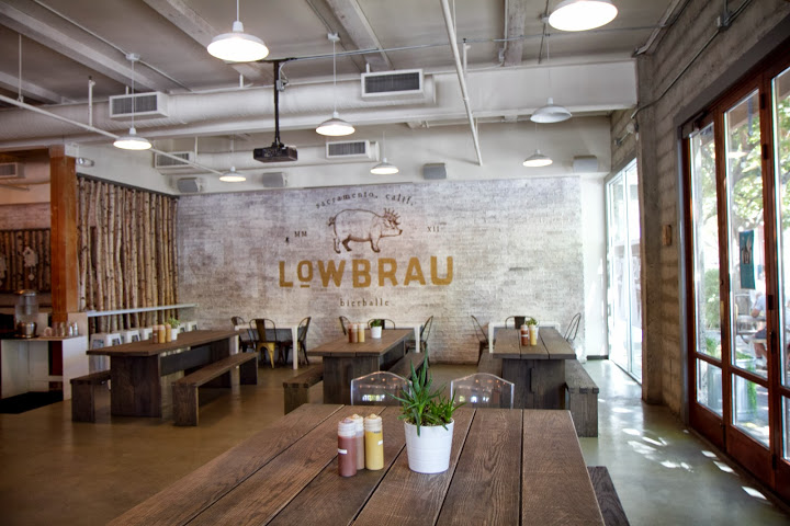 Spacious LowBrau