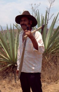 Hanging with jimadors & distillers in the mountains of Oaxaca (see Wandering Traveler)