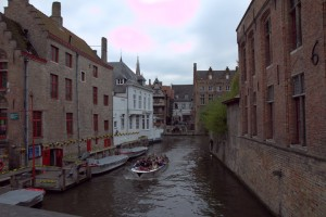Waterways of Bruges