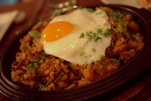 Hanjan fried rice