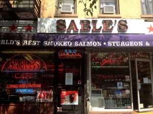Sable's