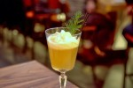 Dill Whiskey Sour
