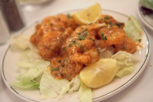 Traditional shrimp remoulade