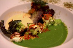Brassicas - a fascinating entree