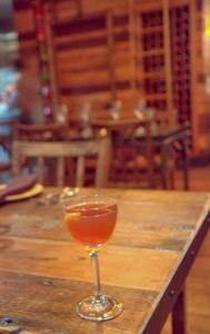 Noble Bay cocktail