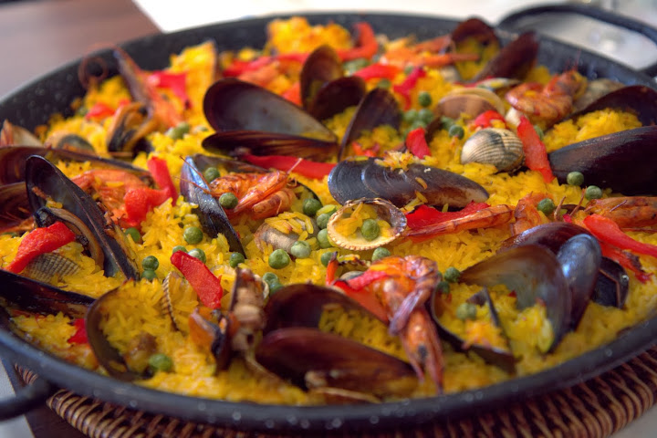 YES to paella