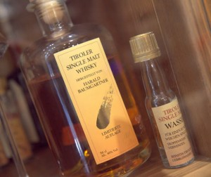 Tyroler Single Malt Whisky