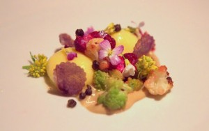 "Dreamy: Spring menus at Quince (see ""Top Tastes"")"