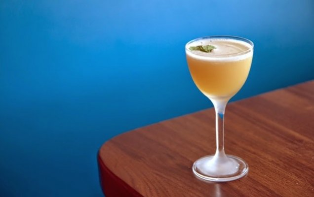 Creative Asian-influenced cocktails from Danny Louie at brand new Chino in the Mission