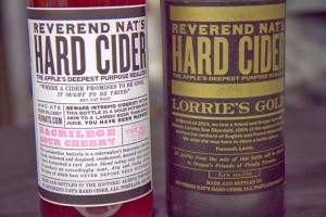 Reverend Nat's Hard Ciders