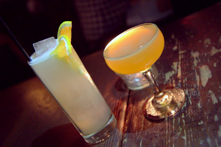 New drinks at the Alembic