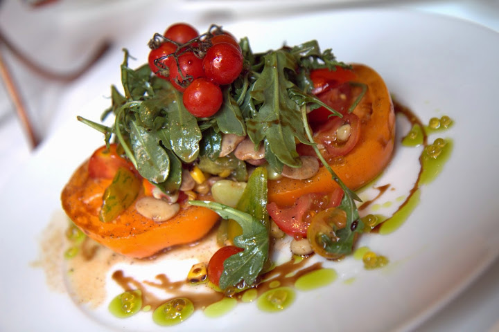 Creole tomatoes at their peak in summer at SoBou