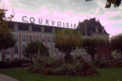 Staying at Courvoisier's historic château