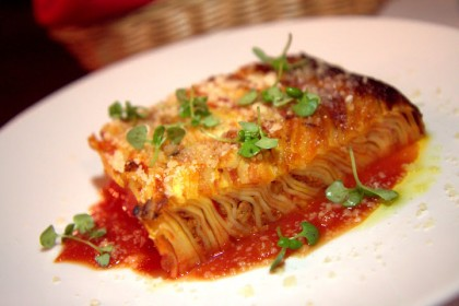 Mina Test Kitchen Little Italy 100-layer lasagna