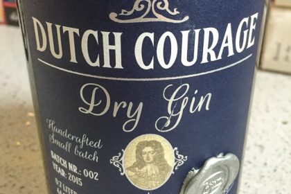 Dutch Courage Gin-Copyright Virginia Miller