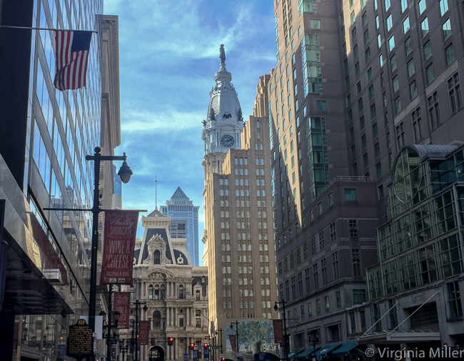 Philly's striking architecture