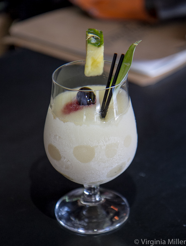 The Way Back's frozen banana daiquiri